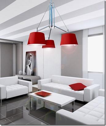 luminaria para quarto